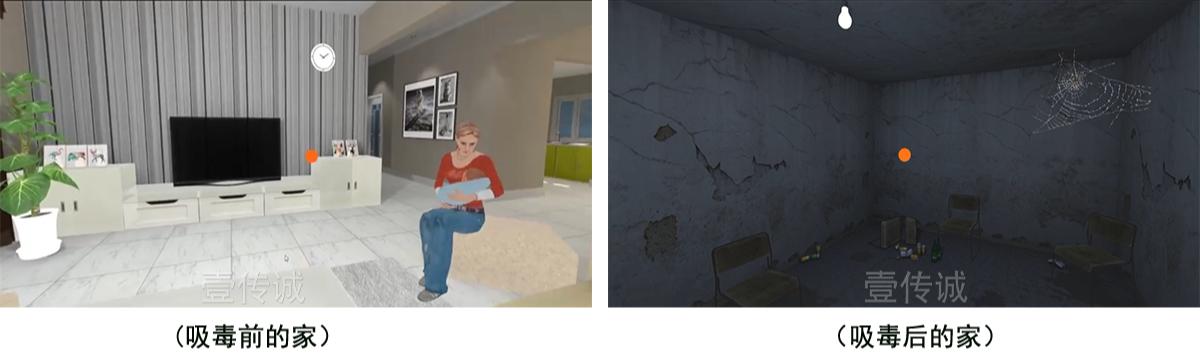 VR毒品家庭伤害