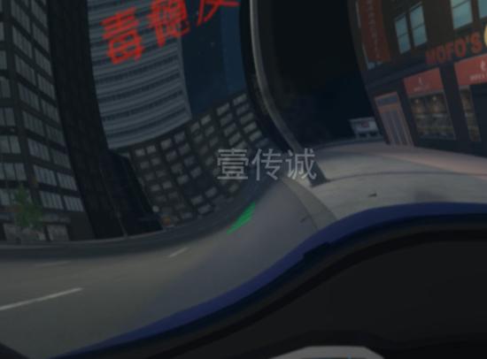 VR驾驶模拟