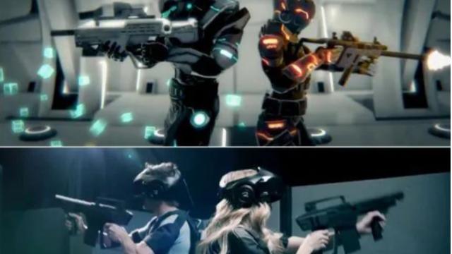 你脑海中的VR是怎么样的?其实,VR还可以这样....