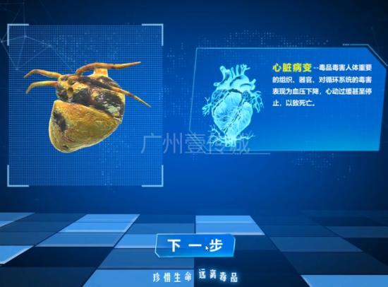 吸毒器官变化系统--广州壹传诚