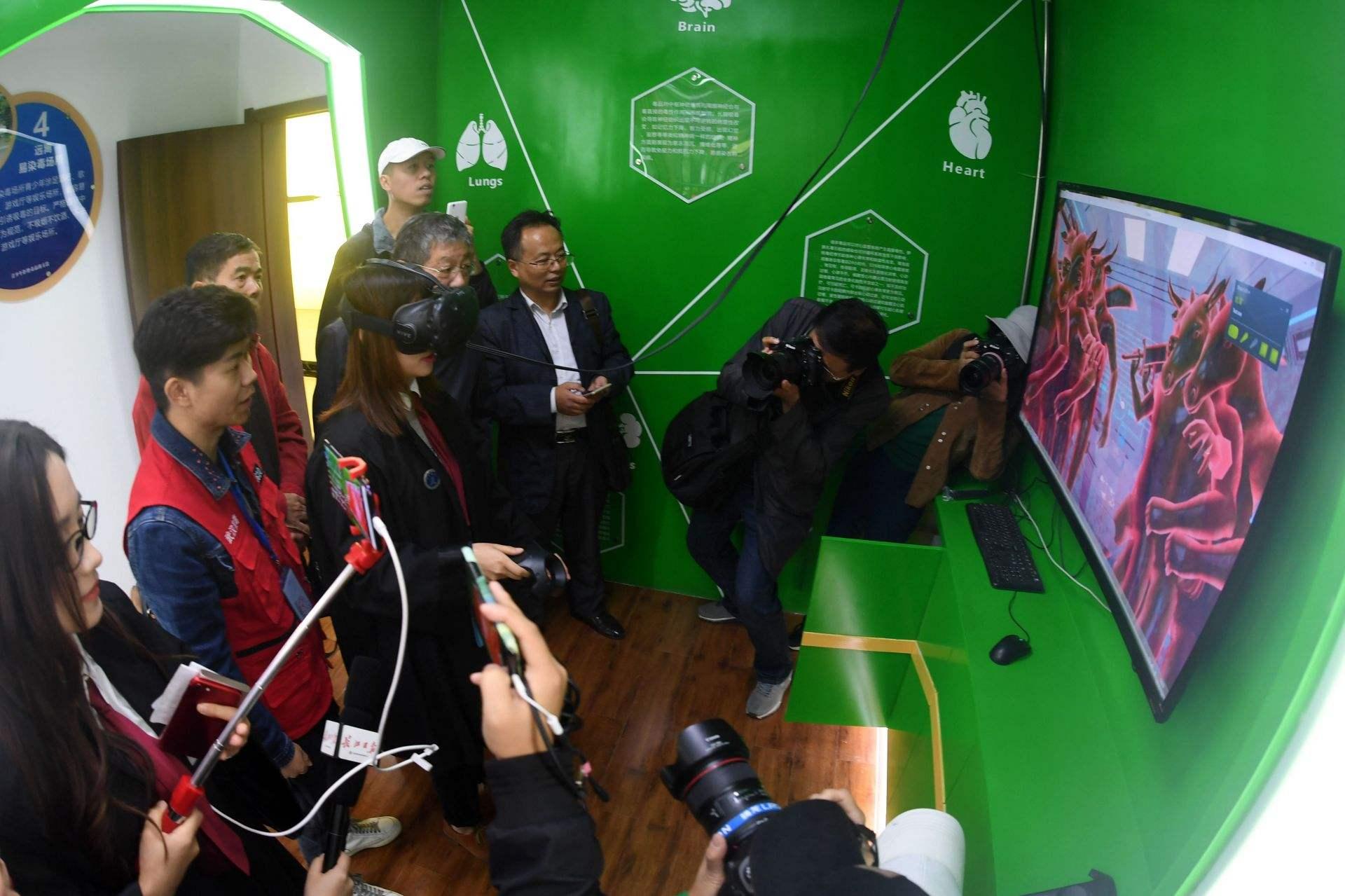 VR禁毒教育,真实场景,让你身临其境的体验!