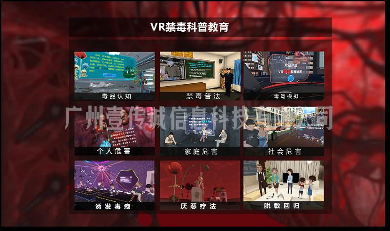 VR禁毒教育-2